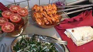 Mangal için Tavuk nasıl marine edilir? Tavuk kanadı, budu sosta nasıl terbiye edilir? Nurmutfagi