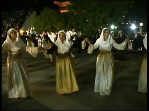 Greek Traditional Dances From All Over The Greece