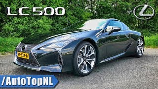 Lexus LC 500 Review by AutoTopNL (English Subtitles)