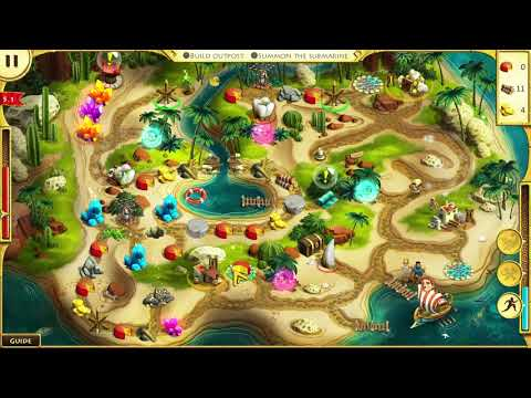 Just Playin' 12 Labours of Hercules IV Mother Nature Platinum Edition Lvl 5.1. |