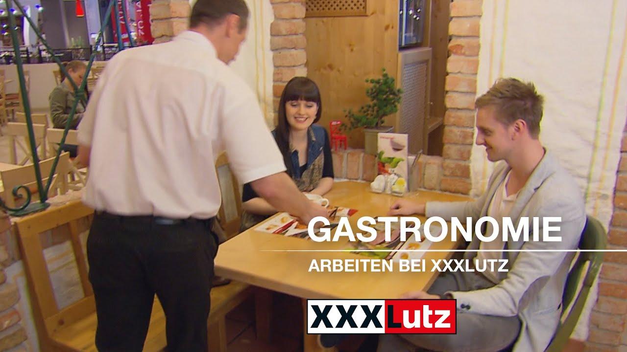 xxxlutz jobs arbeiten in der gastronomie youtube. Black Bedroom Furniture Sets. Home Design Ideas
