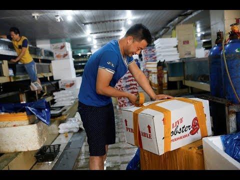 Trump hits China with fresh tariffs on goods