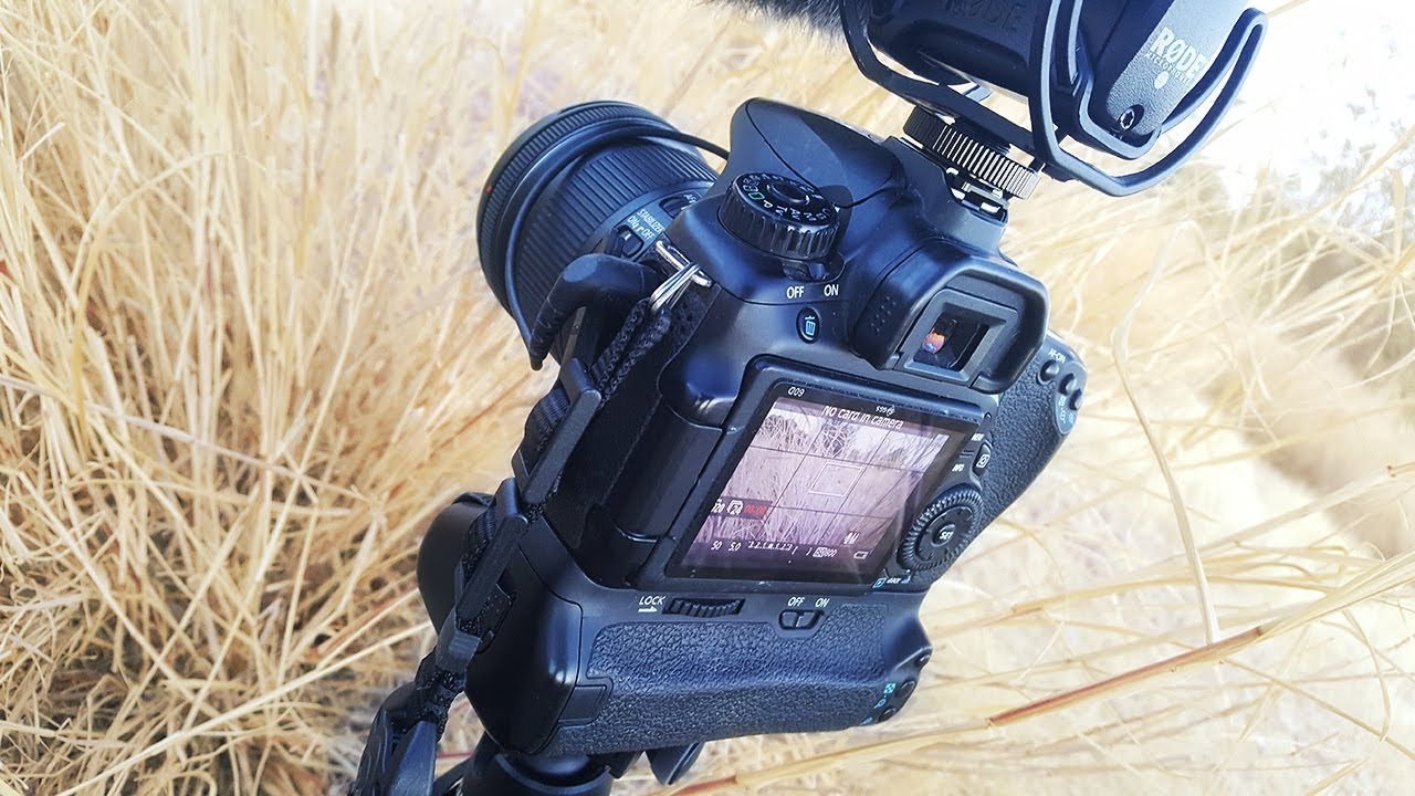 Watch: What Are the Best Camera Settings for Shooting Videos with a