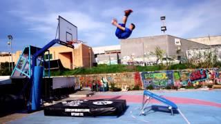 Slam ball mad skillz (dunks)