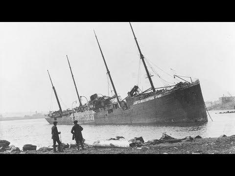 L'explosion d'Halifax, il y a 100 ans