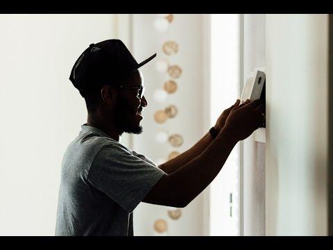anwendungsfilm busch welcome au enstation montieren u doovi. Black Bedroom Furniture Sets. Home Design Ideas