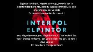 My Desire Interpol (Lyrics-Subtitulado)