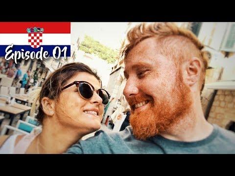 CROATIA, SPLIT - TRAVEL VLOG - Episode 01