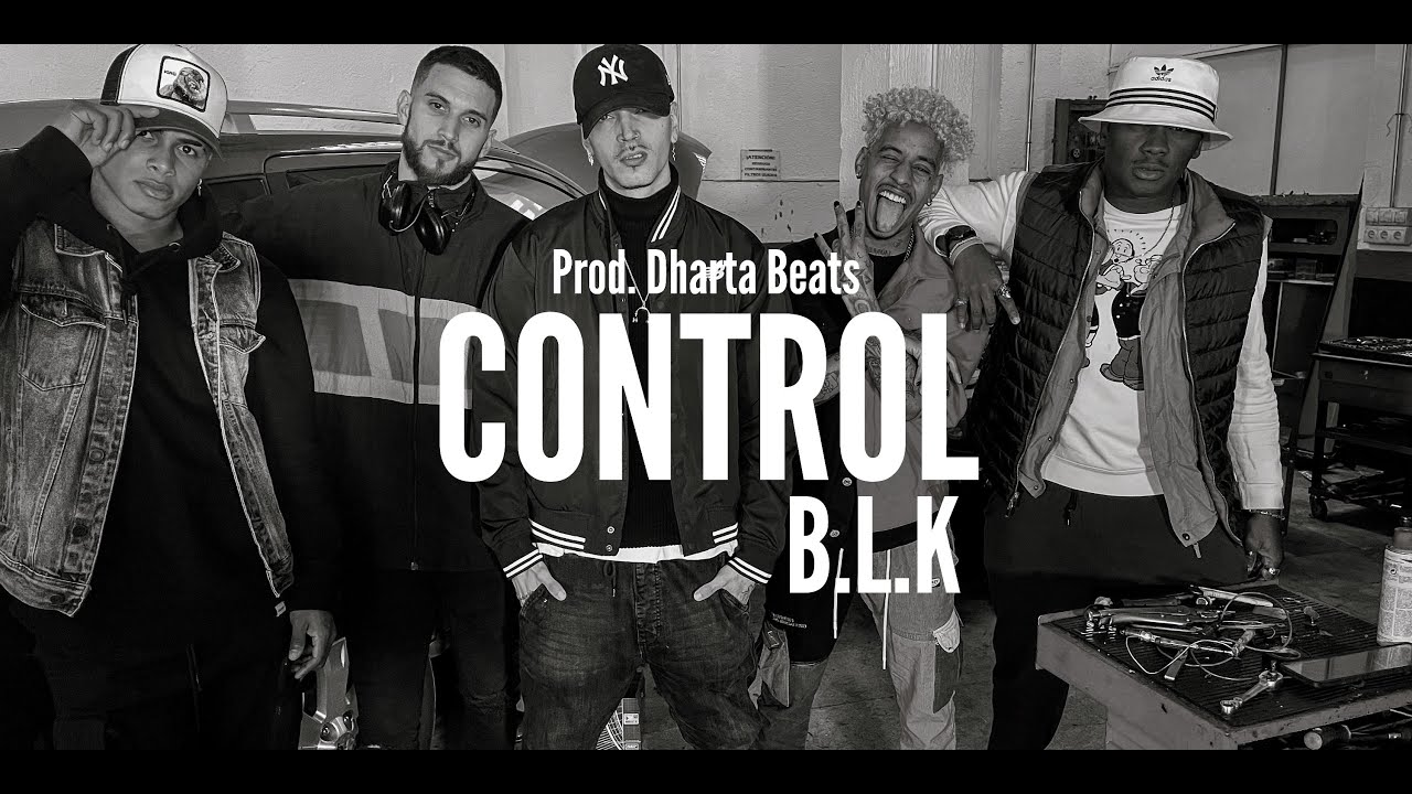 BLAKE - CONTROL (PROD. DHARTA BEATS)