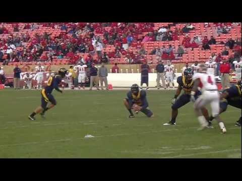 Cal Football: Giorgio Tavecchio Highlights - PK #40
