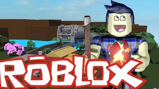 ROBLOX-Adventure of a woodsman (Lumber Tycoon 2) [LEFLON]