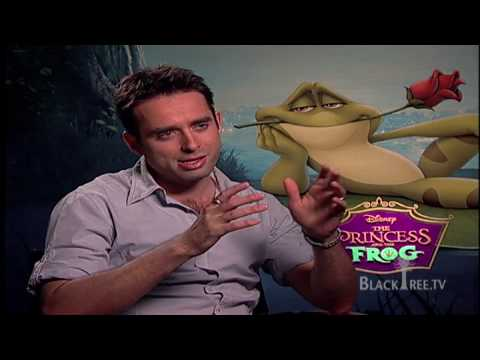 Bruno Campos Is The Voice Of A Jazz Loving Prince Naveen In The Princess And The Frog