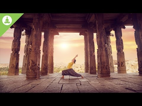 Indian Flute Meditation Music, Instrumental Acoustic Music For Yoga, Positive Vibes