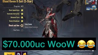 Coffiin Mongolia - $70.000uc Blood Raven LEVEL 4 HVRGLEE