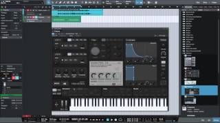 Studio One 3—Extended FX Chains And Multi Instruments