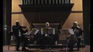 Трио Гайдн Менуэт Haydn Menuet Trio