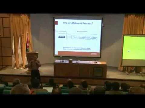 Iyad Kamal talks about e-commerce at Amman TT (Part 1)