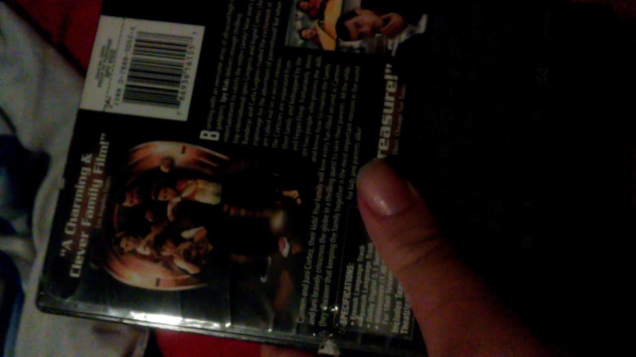 Download Spy Kids 2001 DVD