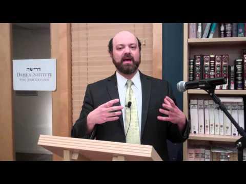 PRAYER: WHAT ARE WE DOING? Pt. 2 - Eitan Fishbane On Hasidism And Contemplative Prayer