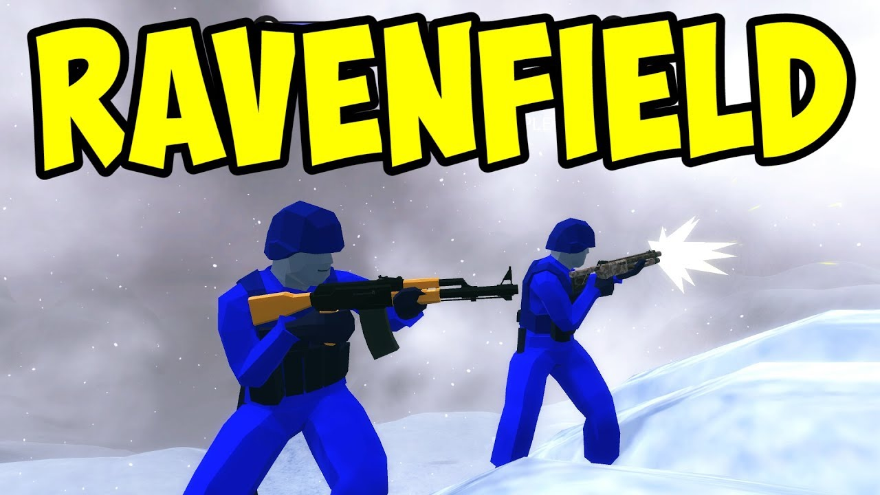 Ravenfield - HUGE UPDATE! New Guns! New Maps! New Models! - Ravenfield  Gameplay