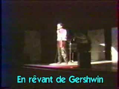 Rene-Louis Baron - Les Pianos de Broadway -  Homage to George GERSHWIN (Jacob Gershowitz)