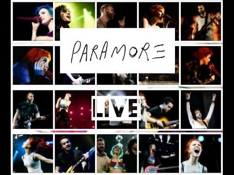 Paramore: Self-Titled LIVE [Full Album] + Lyrics
