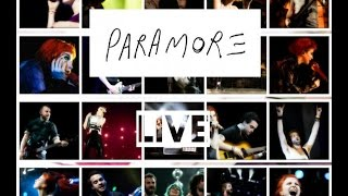 Paramore: Self-Titled LIVE [Full Album] + Lyrics