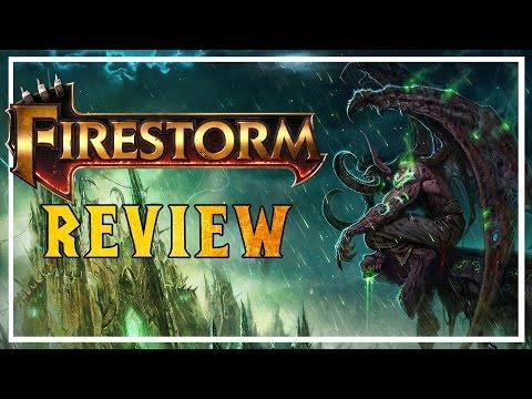 WoW: Firestorm - Review