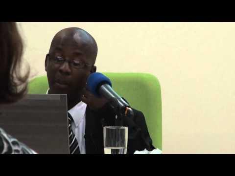 Akankwasah Barirega on linking ape tourism and poverty in Uganda