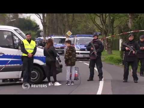 One suspect arrested in Dortmund bus attack probe