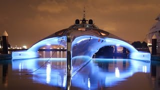 Most beautiful yacht. Fantastic work!!!