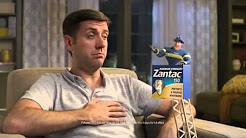 Zantac TV Commercial Fireman