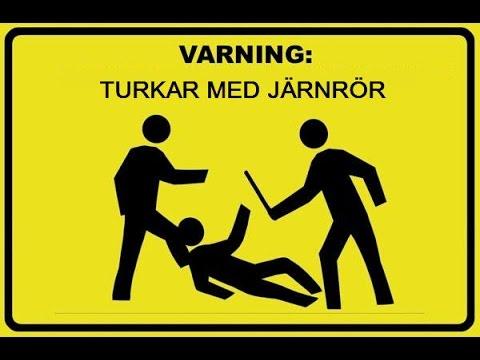 Utrikes media om kriminaliteten i Sverige
