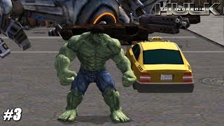 The Incredible Hulk - Wii Playthrough Gameplay 1080p (DOLPHIN) PART 3