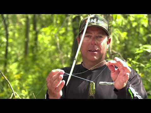 Dean Rojas And The Knot To Use For Frogs