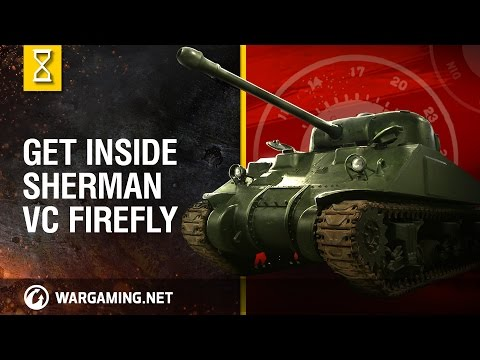 Inside the Chieftain's Hatch: Sherman VC