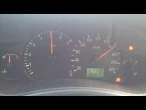 Ford Focus zetec 2.0 acelerando - Motor stock
