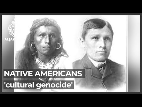 Native American children faced 'cultural genocide' in US schools