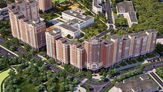 Le développement de la structure de la Nouvelle Moscou