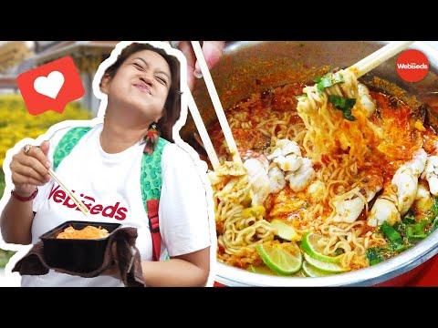 A Taste of Bangkok's Incredible Food | WebBeds