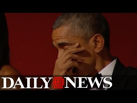 Ramonski Luv - Queen of Soul makes President Obama cry ...