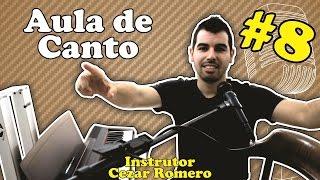 aula de canto 08 como soltar a voz com cezar romero