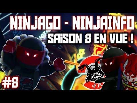 Ninjago ninjainfo 8 saison 8 en vue final youtube - Ninjago nouvelle saison ...