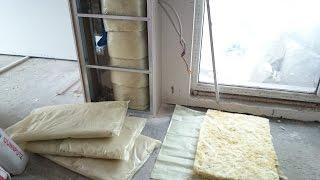 видео Звукоизоляция дома с помощью минеральной ваты
