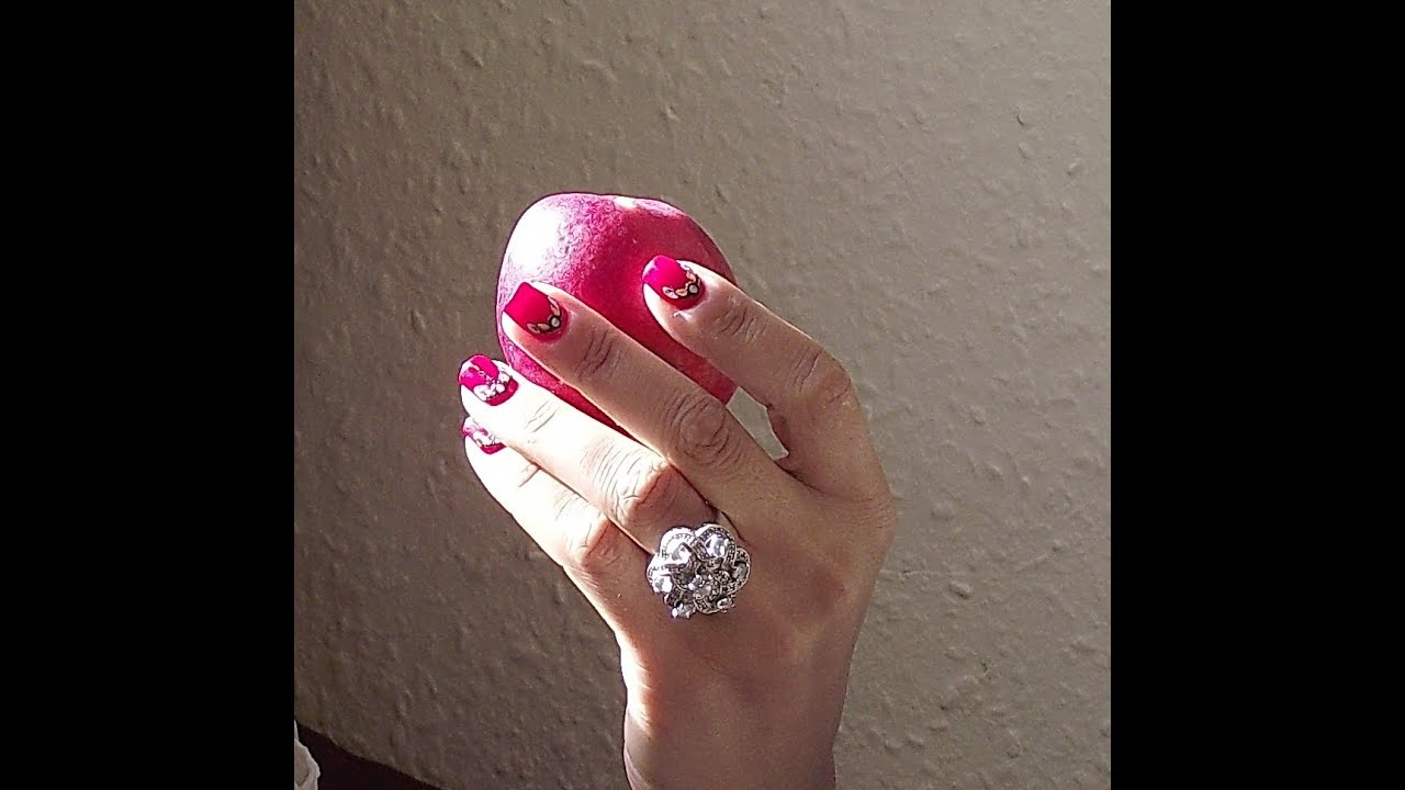 How to Weak nails Nail Care - easy start to grow long nails ...