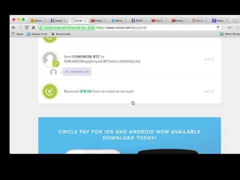 Circle bitcoin wallet review 2016 youtube circle bitcoin wallet review 2016 ccuart Choice Image