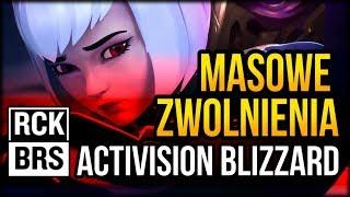 """Setki zwolnień w Activision Blizzard (gościnnie Ryszard """"Rysław"""" Chojnowski)"""