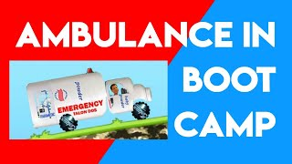 Ambulance In Boot Camp Stage (modded Hill Climb Ra