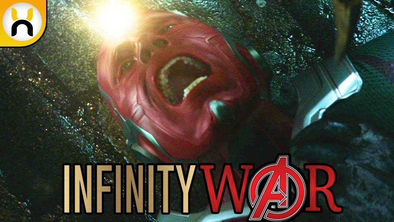 vision & mind stone major spoilers revealed | avengers: infinity war