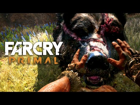 CAÇA AO GRANDE URSO CICATRIZ EM BUSCA DO OSCAR | Far Cry Primal